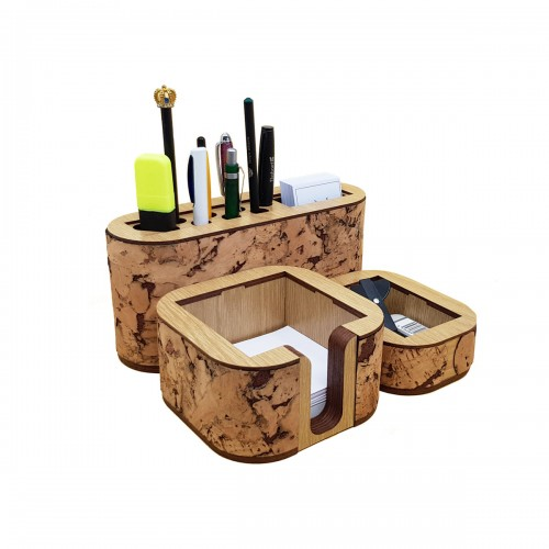 organizator-de-birou-hawaii-brown